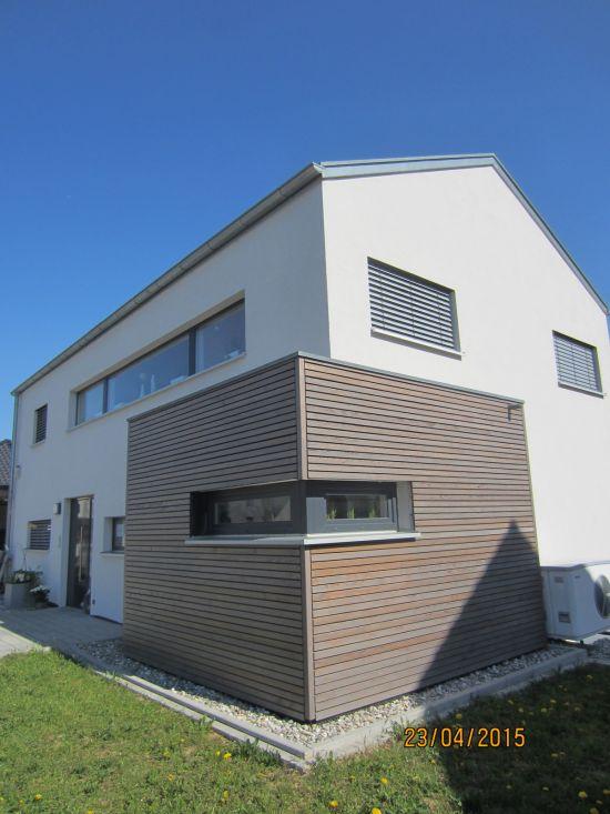 Neubau Einfamilienhaus Bernd Billharz Freier Architekt