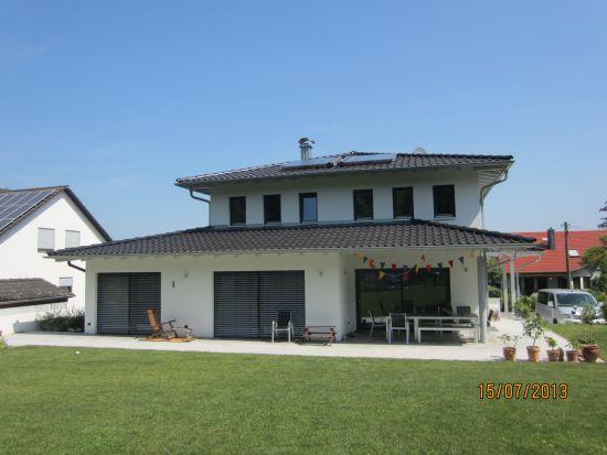 neubau einfamilienhaus bernd billharz freier architekt. Black Bedroom Furniture Sets. Home Design Ideas